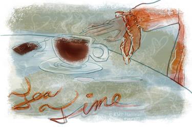 Tea Time by moonfreakformula