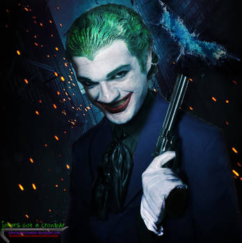 It's Time to Play With Gotham City! by JokersGotACrowbar