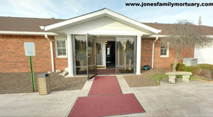 Jones Family Mortuary