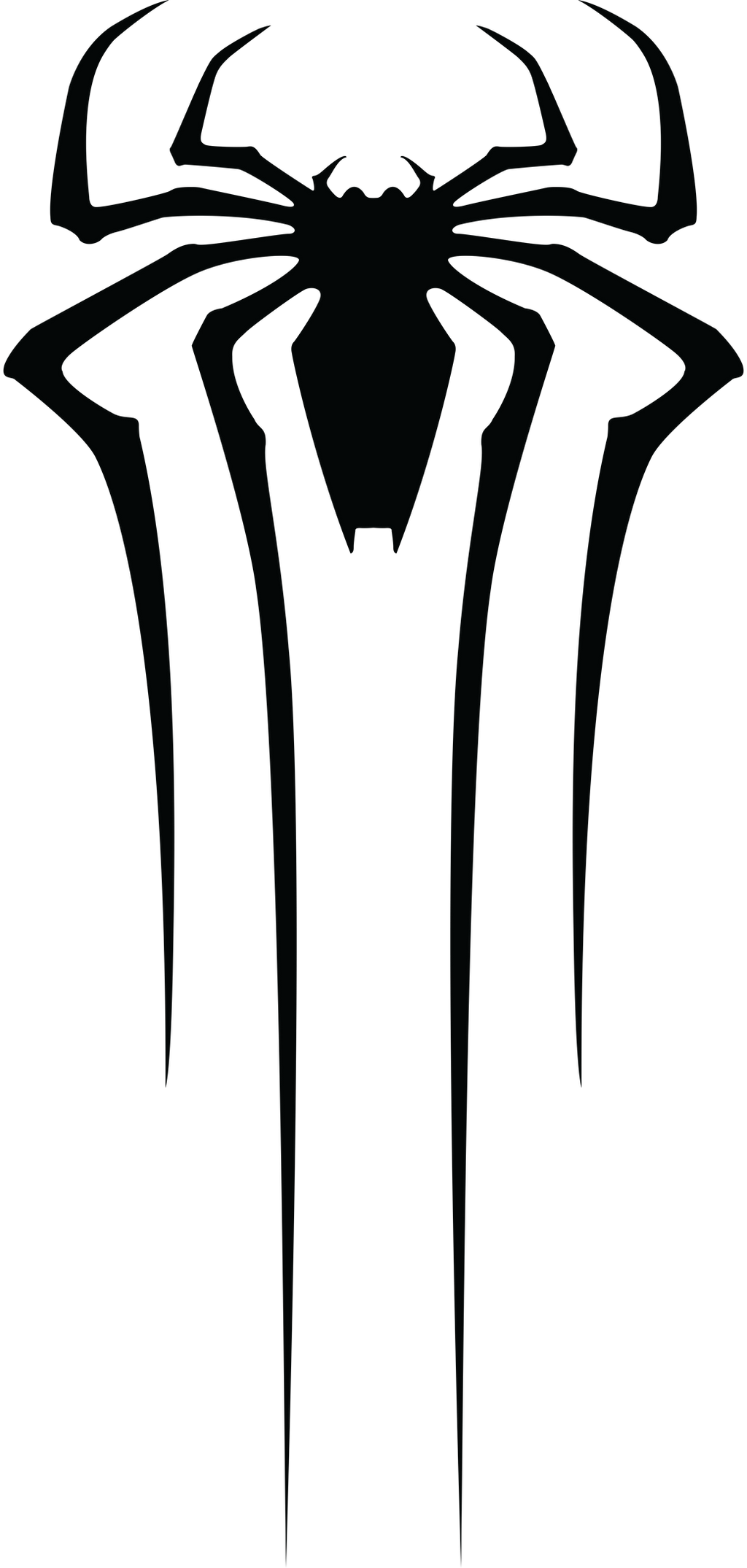 New Amazing Spiderman Logo
