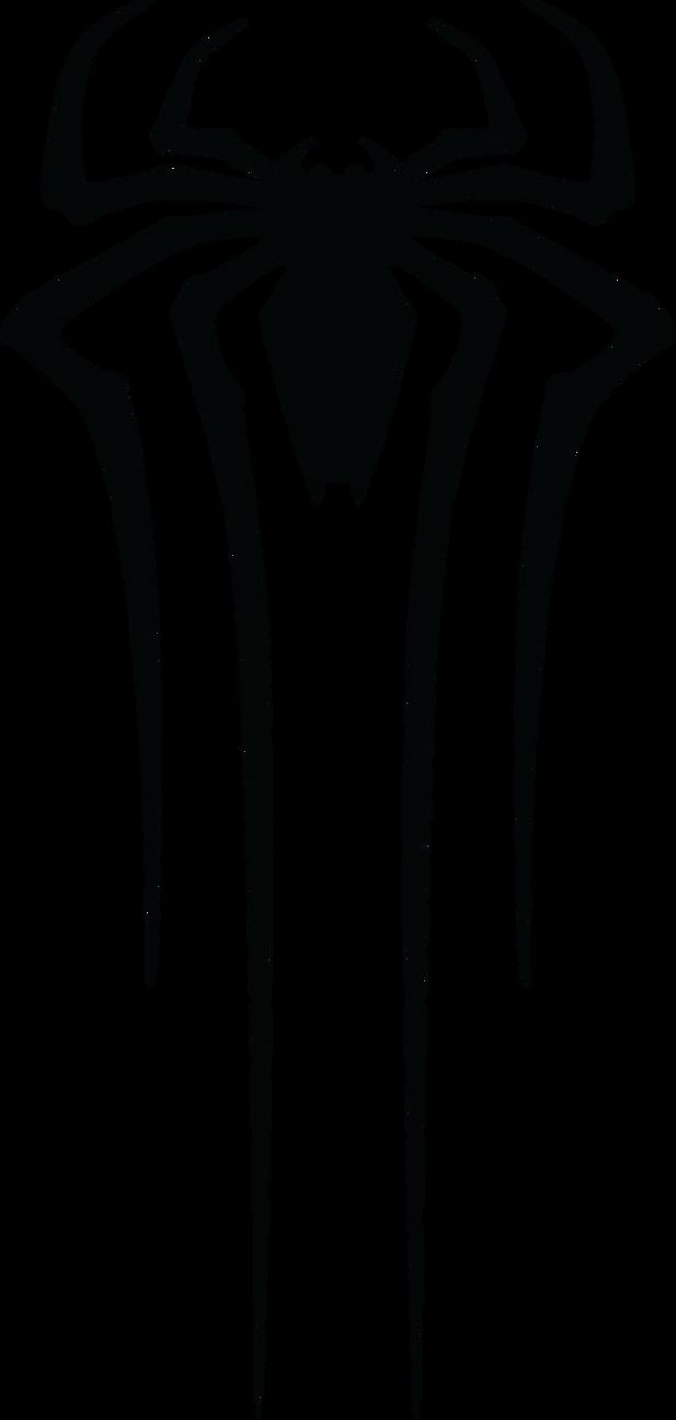 new amazing spiderman logo by navdbest on deviantart rh navdbest deviantart com logo spiderman vectoriel spiderman logo vectorizado