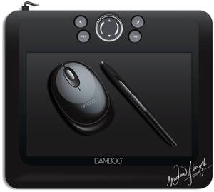 Bamboo Tablet