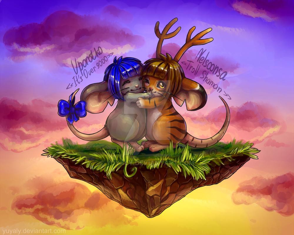 mice by Yuyaly