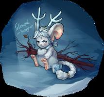 Snowy by Yuyaly