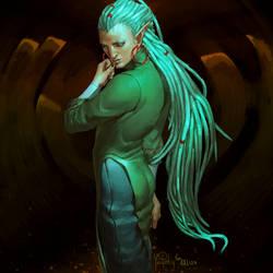 Halicarn, the demon