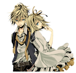 Rin and Len Render