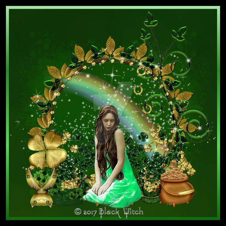 Irish Beauty by B1ackWitch