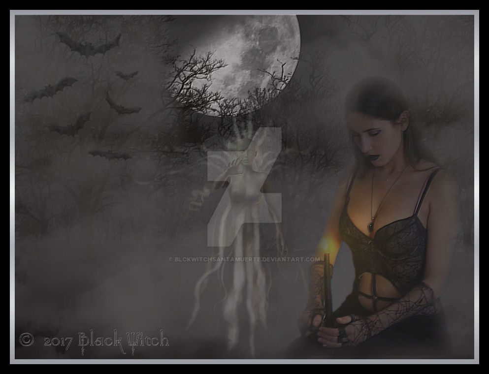 Halloween by B1ackWitch