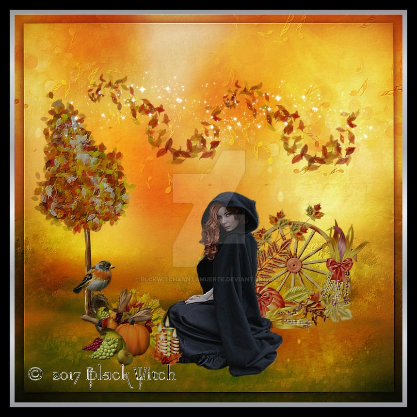 Thanksgiving by B1ackWitch