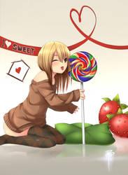 Love Sweet by kopianget