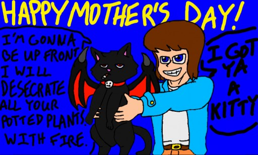 Happy Mother's Day by AuthorNumber2