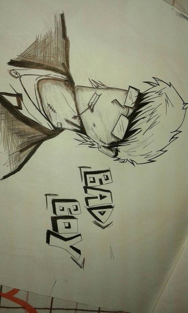bad boy....0023 by Akhansha