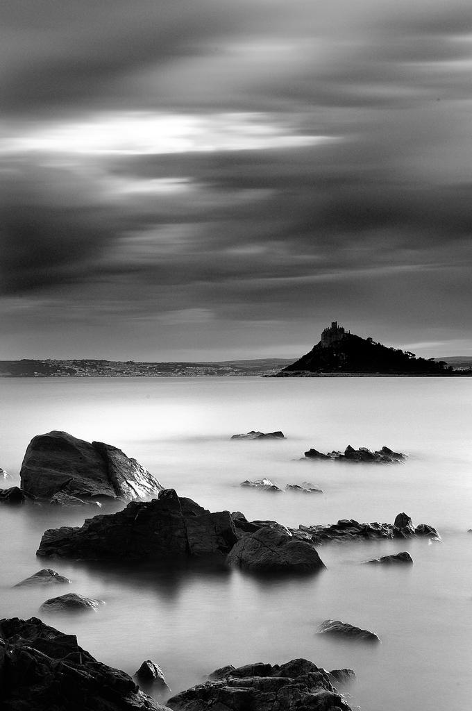 Mounts Bay, Cornwall by midlander1231