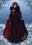 Winter Ballgown