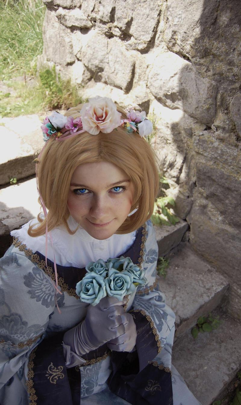Little flower boy by ReconditeVillain
