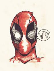 Deadpool by Buxtheone