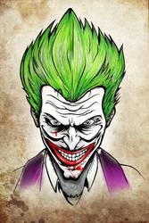 Joker by Buxtheone