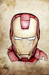 Iron Man by Buxtheone