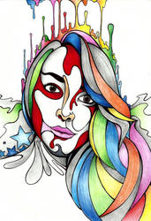 Rainbows by Buxtheone