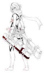 Mikasa Prey UPDATED