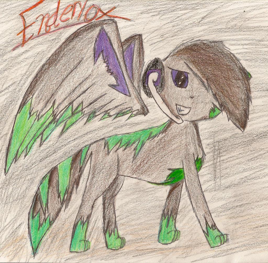 Enderlox Kitty!!!!!! by DarkestNight26 on DeviantArt