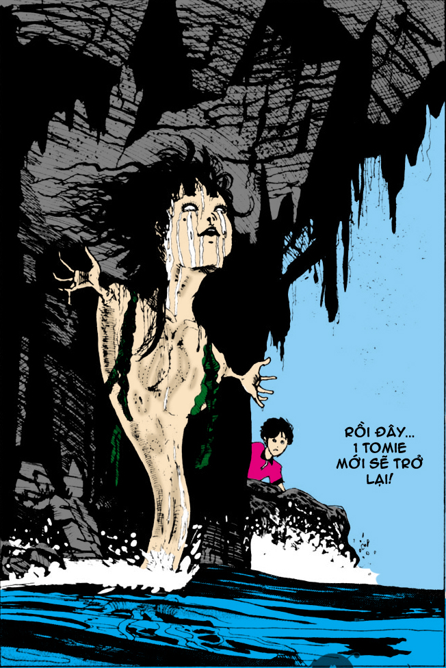 Tomie: Complete Deluxe Edition Junji Ito