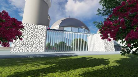 Masjid Al Baraka VI by hamadahere