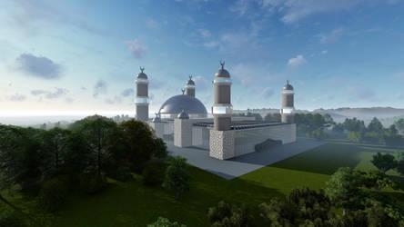 Masjid Al Baraka X by hamadahere