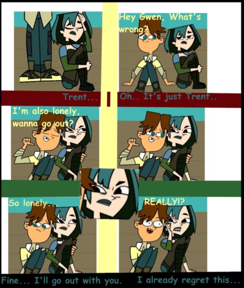 CodyxGwen Comic By 8liana8 On DeviantArt