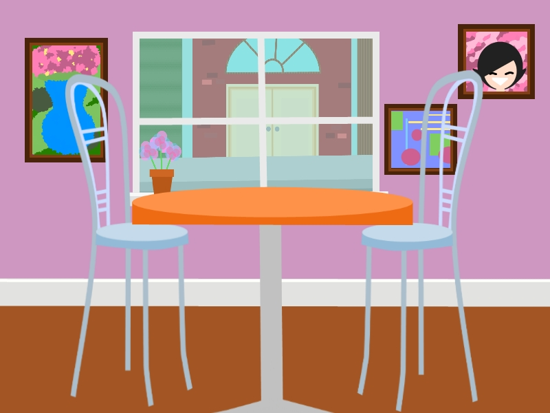 Total Drama Cafe Background By Xanviour On Deviantart