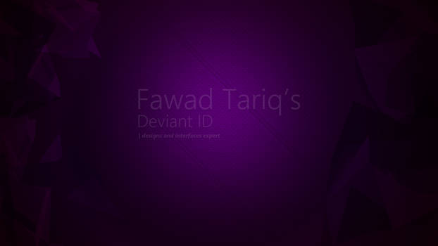New Deviant ID | nov'13
