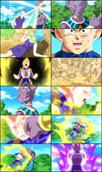 Dragon Ball Z: Battle Of Gods' best moment!