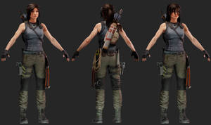 Shadow of the Tomb Raider - Tactical Adventurer
