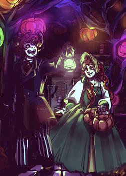 YCH Halloween 2020