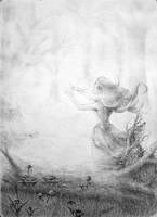 In the mist by Zaza-Art