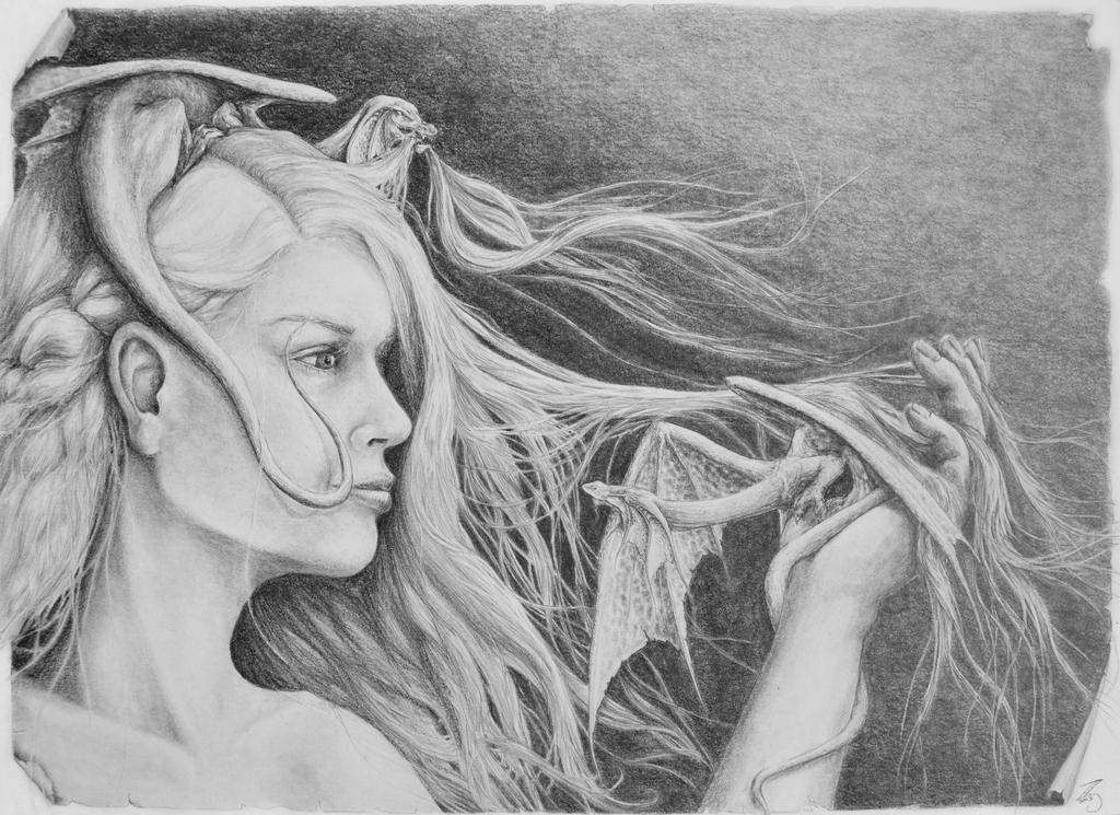 Dragon Princess by Zaza-Art