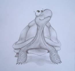 turtle by Zaza-Art