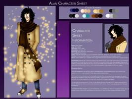 Alan Character Sheet
