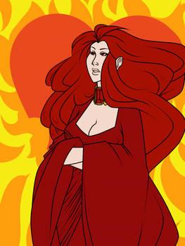 ASOIAF: Melisandre of Asshai