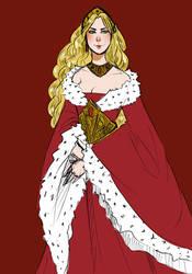 REDO: Cersei Lannister by Anthenora