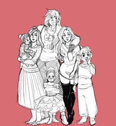 Sketch: La Famiglia, la famiglia