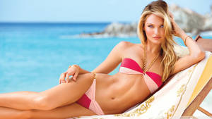 Candice Swanepoel Mindless Bikini Slave