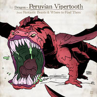 Peruvian Vipertooth by SzokeKissMarton