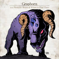 Graphorn by SzokeKissMarton