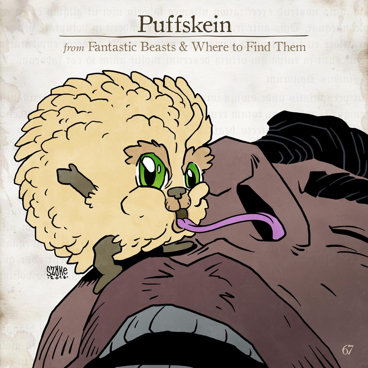 Puffskein