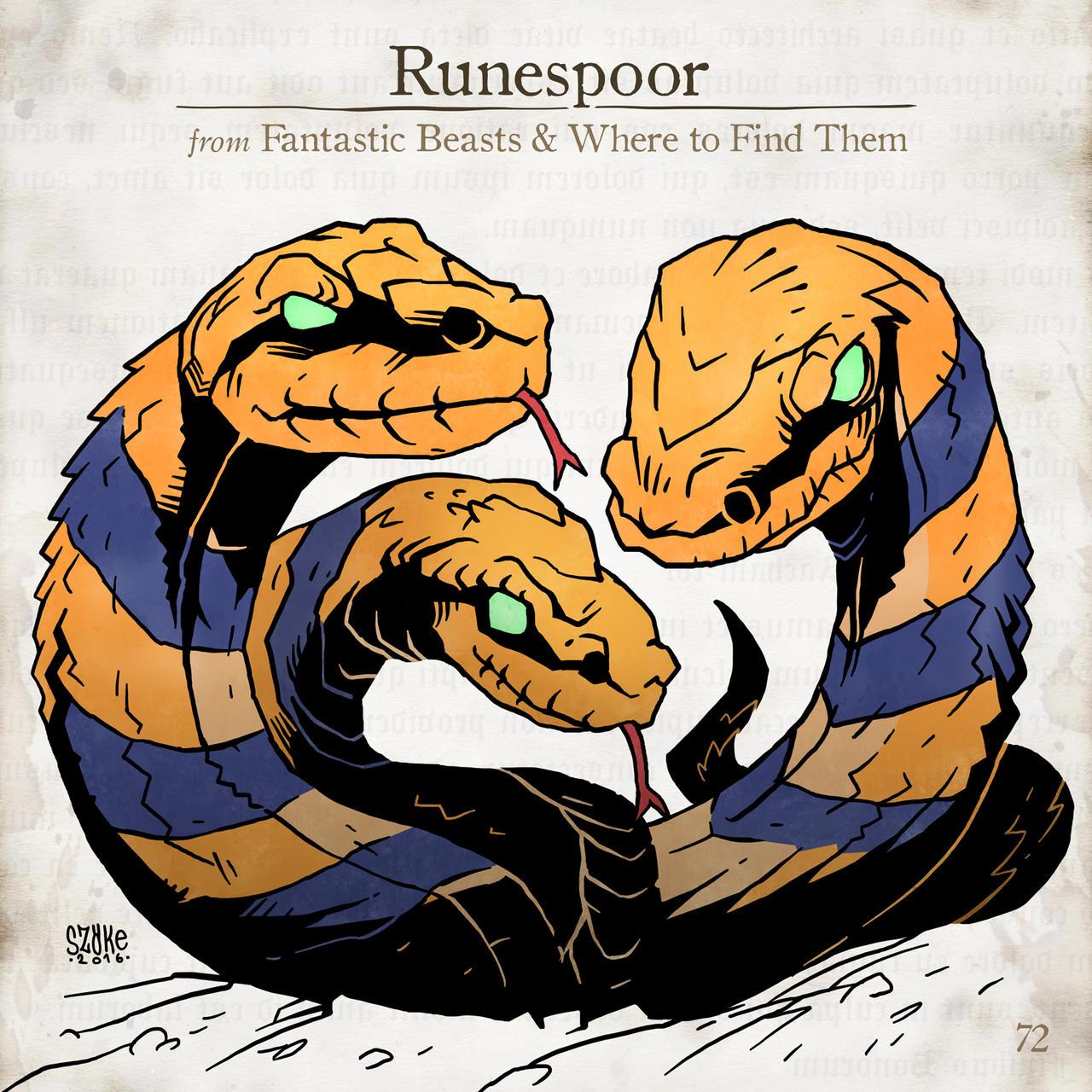 Runespoor