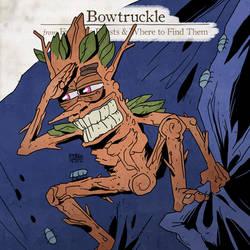 Bowtruckle by SzokeKissMarton