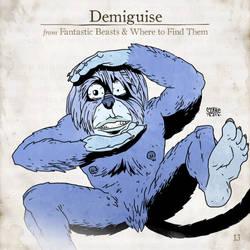 Demiguise by SzokeKissMarton