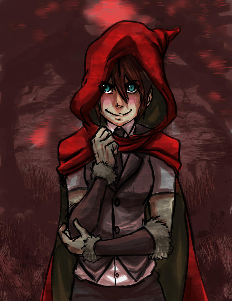 Little Red Riding Hood by Amakora