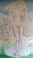 The Birth of Venus (Ascent of Venus)